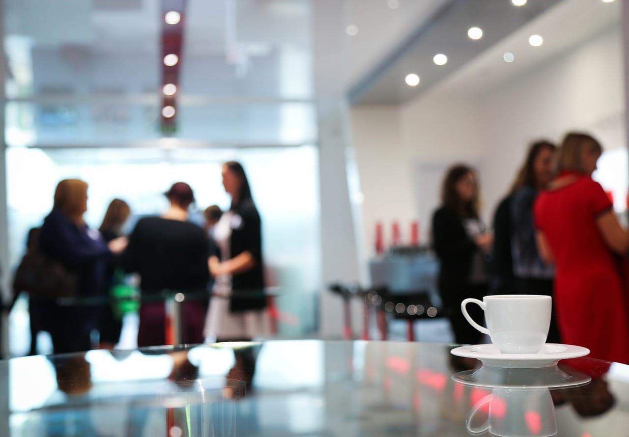 formation, pause café