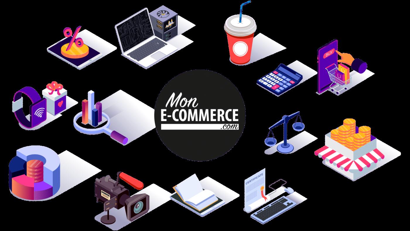 Mon-e-commerce.com votre agence spécialisée en e-commerce